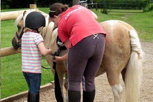Apples equestrian, Leigh Sinton, Malvern home school